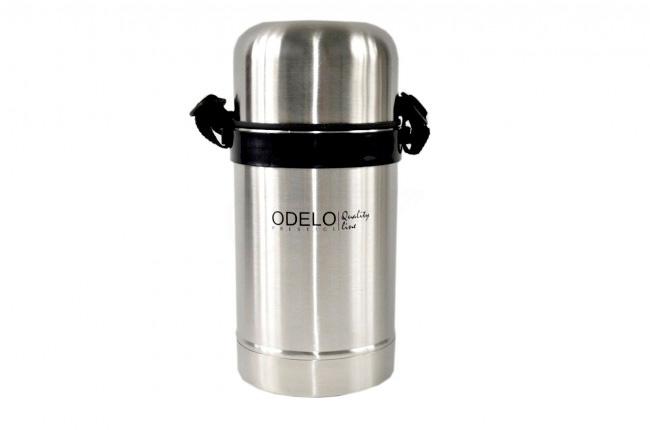 D. Termoobedár nerezový 1-dielny ODELO model OD1085, objem: 800 ml  - nerezový