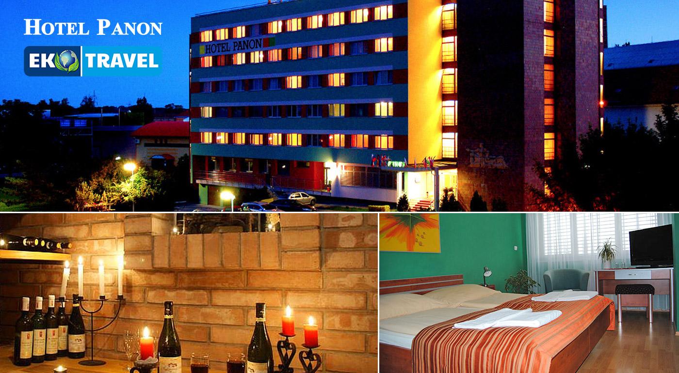 Romantický relax s polpenziou a masážami v Hoteli Panon ***