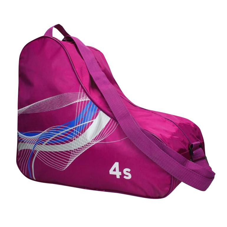 66ab6323f4 Univerzálny vak na korčule - cyklamenový