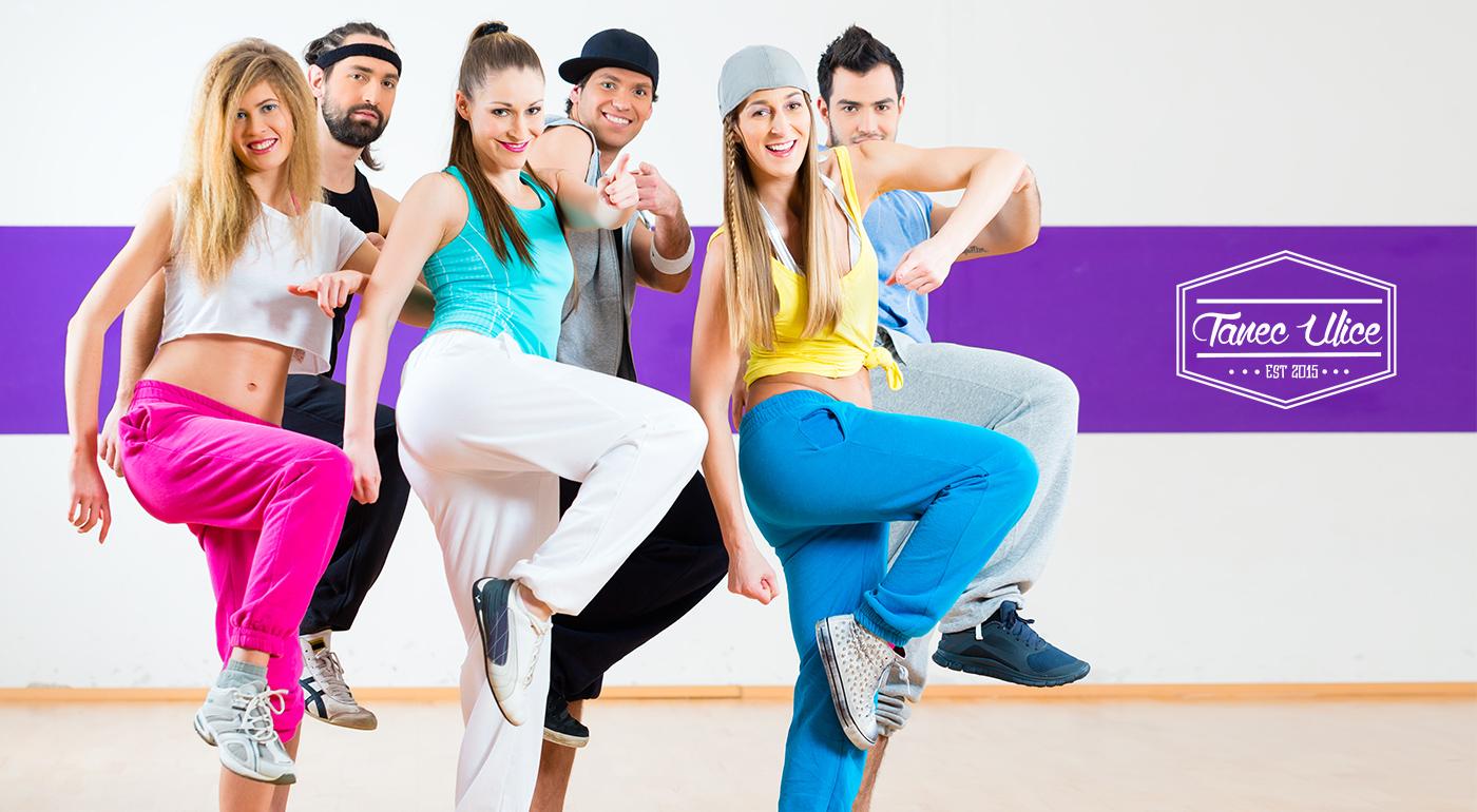 Tanečný kurz Tanec ulice - nauč sa vlniť v rytme Funky, Hip-hop, Electric Boogie, Locking a Popping