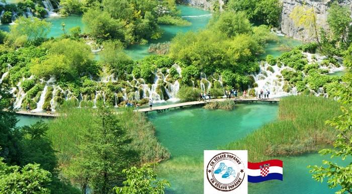 Fotka zľavy: Spoznajte priezračné Plitvické jazerá s desiatkami vodopádov a krásy večerného Záhrebu len za 51 € v rámci víkendového zájazdu s CK Túlavé topánky s dopravou luxusným autobusom a sprievodcom.