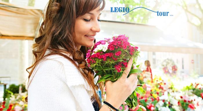 Fotka zľavy: Naplánujte si slnečnú sobotu s výletom na najväčšiu a najstaršiu výstavu kvetov v Čechách - FLORA Olomouc len za 19,90 €. Deň plný vôní a zážitkov aj s možnou prehliadkou Olomouca vrátane dopravy.