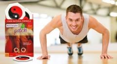 Zľava 50%: Buďte plní energie a sily! Prírodné, energetické náplasti pre mužov len za 4,99 € zvýšia energiu, podporujú metabolizmus a detoxikáciu či uľavia od bolesti. V balení 8 náplastí.