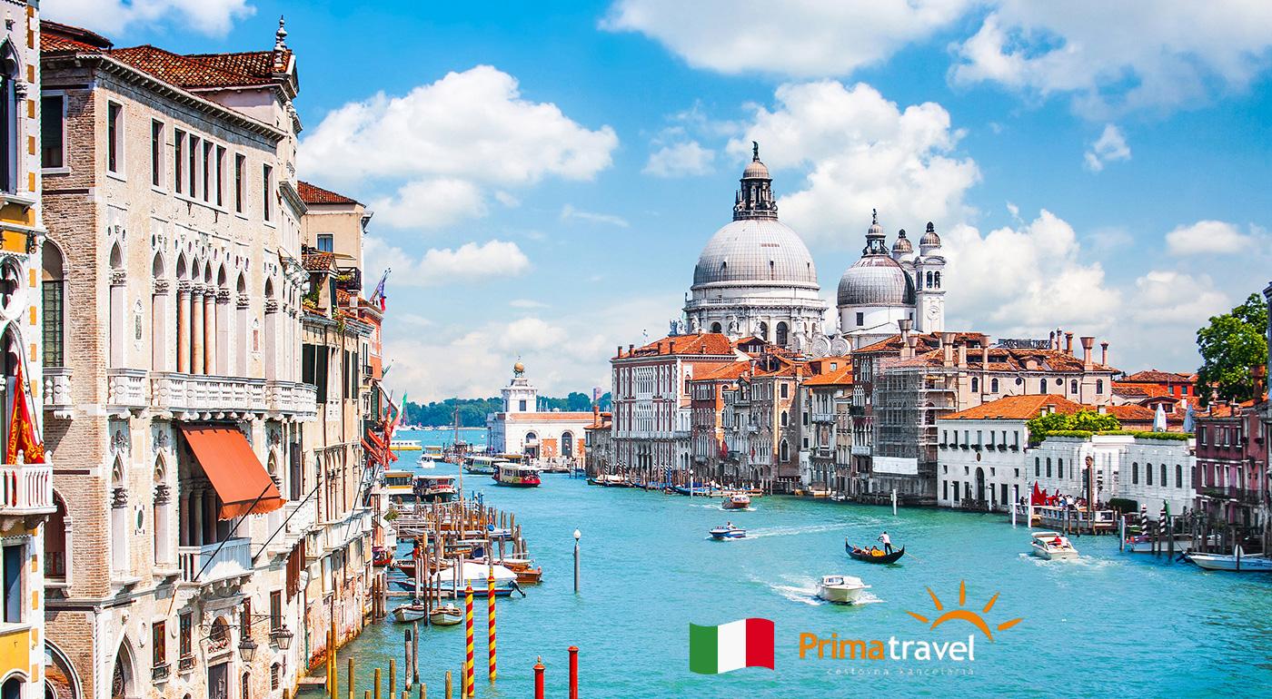 Fotka zľavy: Nechajte sa aj vy očariť krásou svetoznámych Benátok a Verony počas 4-dňového zájazdu s CK Prima Travel len za 109 €! Cena zahŕňa už aj dopravu, raňajky, sprievodcu a prehliadku miest.