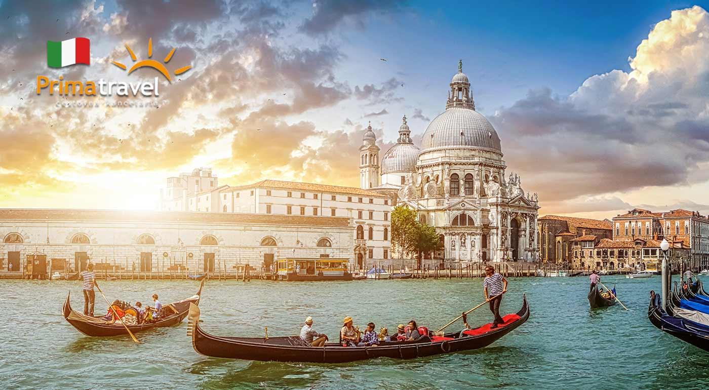 Romantické talianske Benátky a mesto večnej lásky Verona
