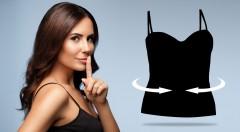 Zľava 44%: Pohodlné sťahovacie tielko Slim N Lift v čiernej farbe len za 4,99 €! Vytvarujte si krásny štíhly driek vďaka bezšvovému tielku, ktoré pod oblečením nikto neuvidí!