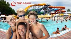 Zľava 26%: Vychutnajte si prvé slnečné lúče v najteplejšej oblasti Slovenska! Relax v komplexe termálneho kúpaliska Vadaš v Štúrove už od 95€ pre 2 - 6 osôb aj s celodennými vstupmi do bazénov!