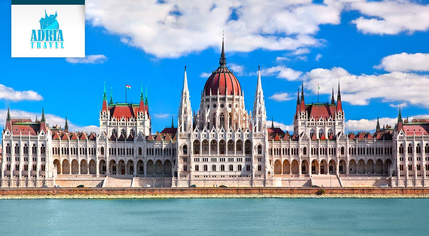 Fotka zľavy: Spoznanie najznámejších pamiatok hlavného mesta Maďarska s CK Adria Travel teraz len za 69 €! Dvojdňový zájazd vrátane dopravy, ubytovania a raňajok.