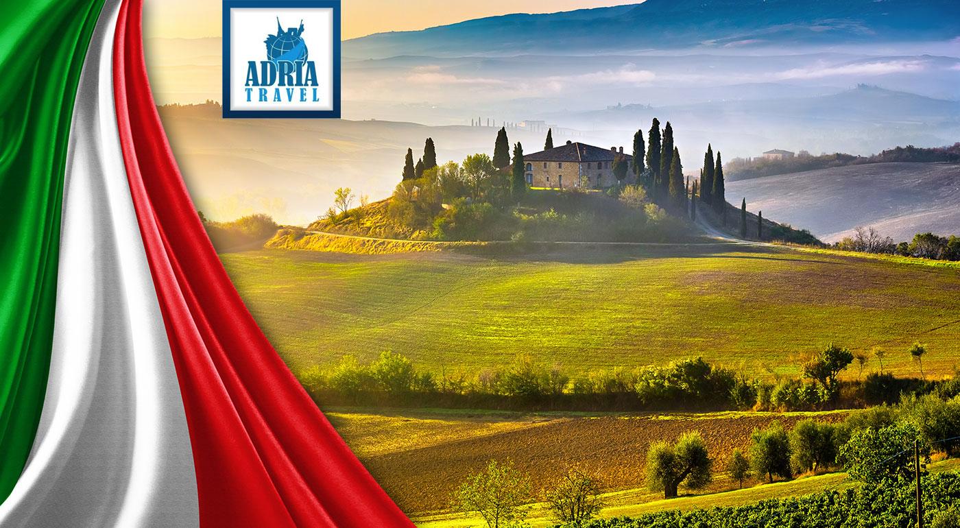 Fotka zľavy: Objavte čaro najkrajšej oblasti Talianska - Toskánsko! Vychutnajte si krásy romantických miest Florencia, San Gimignano, Volterra a Siena len za 169 €.