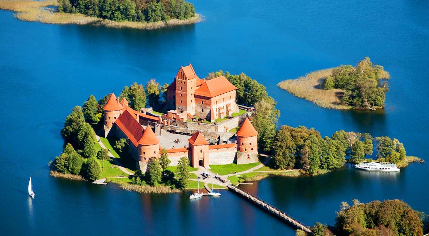 Fínsko, Litva, Lotyšsko a Estónsko - spoznajte štvorlístok severu za šesť dní