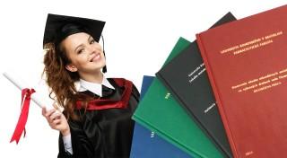 Zľava 37%: Viazanie diplomovej, bakalárskej či dizertačnej práce už od 6,90 €. Expresné a profesionálne vyhotovenie záverečných prác do 24 hodín od Plotbase v Bratislave.