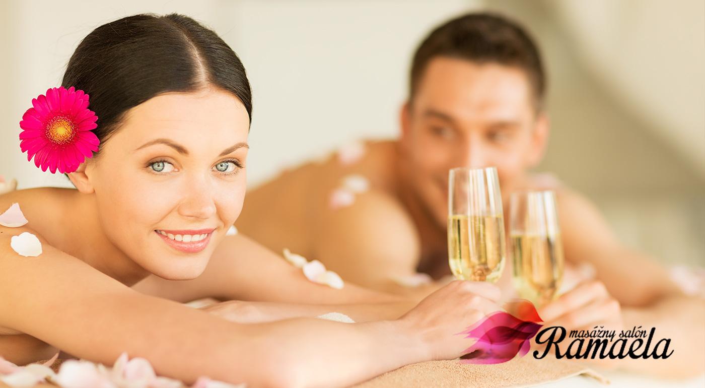 Dva výnimočné druhy masáží - masáž lásky alebo TAO masáž v Salóne Ramaela