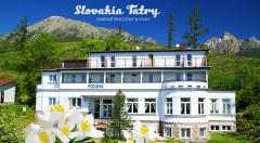 Zľava 52%: Vychutnajte si malebné Vysoké Tatry naozaj dosýta - komfortný Penzión Poľana*** so skvelou polohou priamo na úpätí Slavkovského štítu už od 53 € na 3 alebo 4 dni s polpenziou a s ďalšími bonusmi.