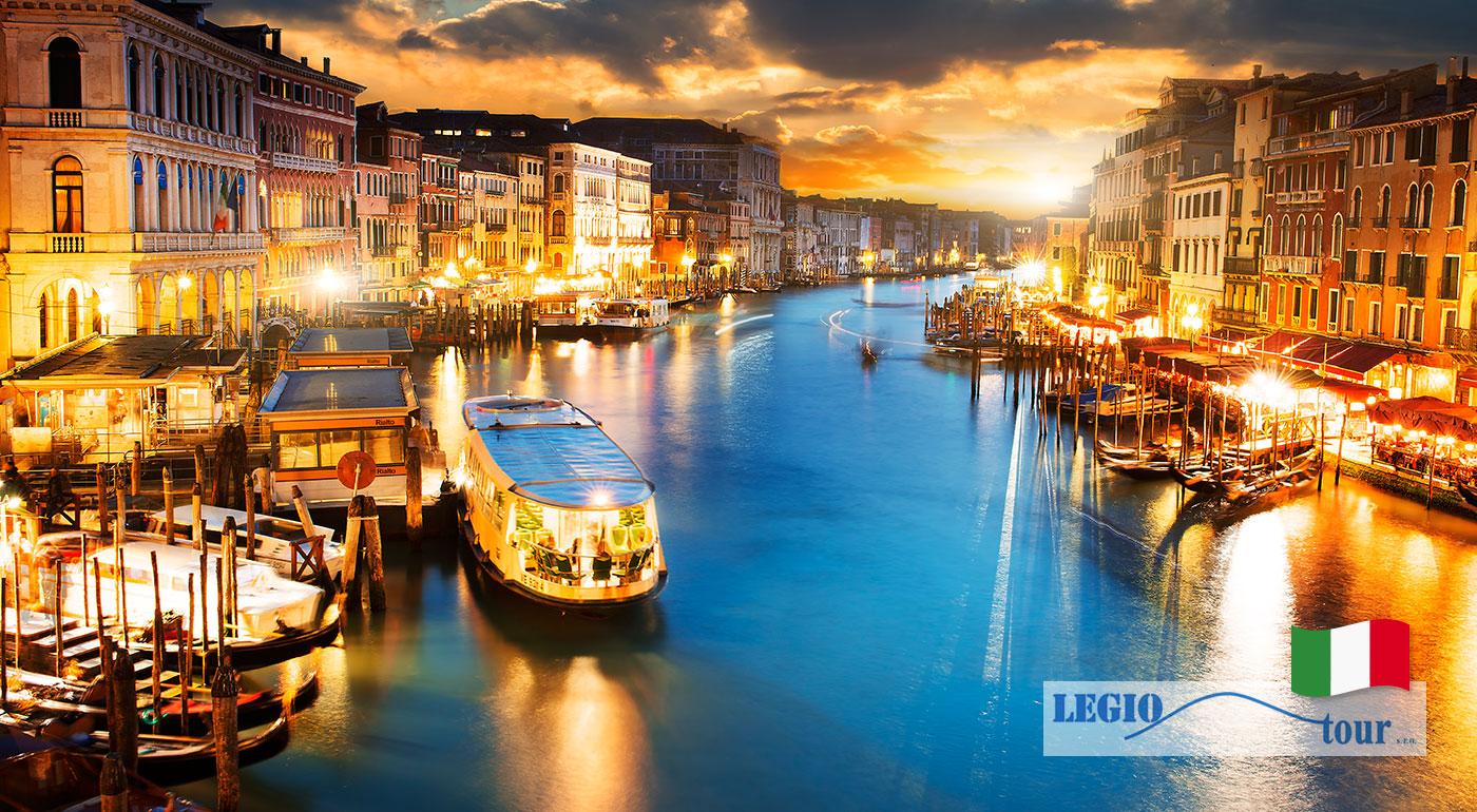 Fotka zľavy: Zažite májovú atmosféru svetoznámych Benátok a Benátsku lagúnu na vlastnej koži! Počas 3-dňového zájazdu len za 57 € vrátane dopravy a služieb sprievodcu spoznáte nádherné súostrovie a magické mesto!