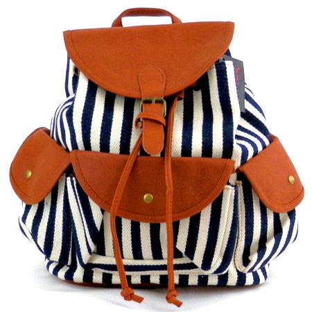 Dámsky vintage ruksak, model 7