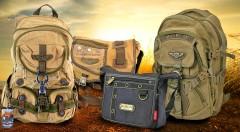 Zľava 34%: S týmito taškami na plece a batohmi precestujete celý svet! Sú priestranné, pohodlné na nosenie a majú kvalitné šitie. Okrem toho vás poteší skutočne štýlový dizajn. Vyberte si ten svoj!