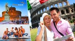 Zľava 32%: Spoznávajte skvosty Ríma a relaxujte pri mori! 5-dňový zájazd do Talianska len za 169 € vrátane dopravy, ubytovania v hoteli s raňajkami a služieb sprievodcu.