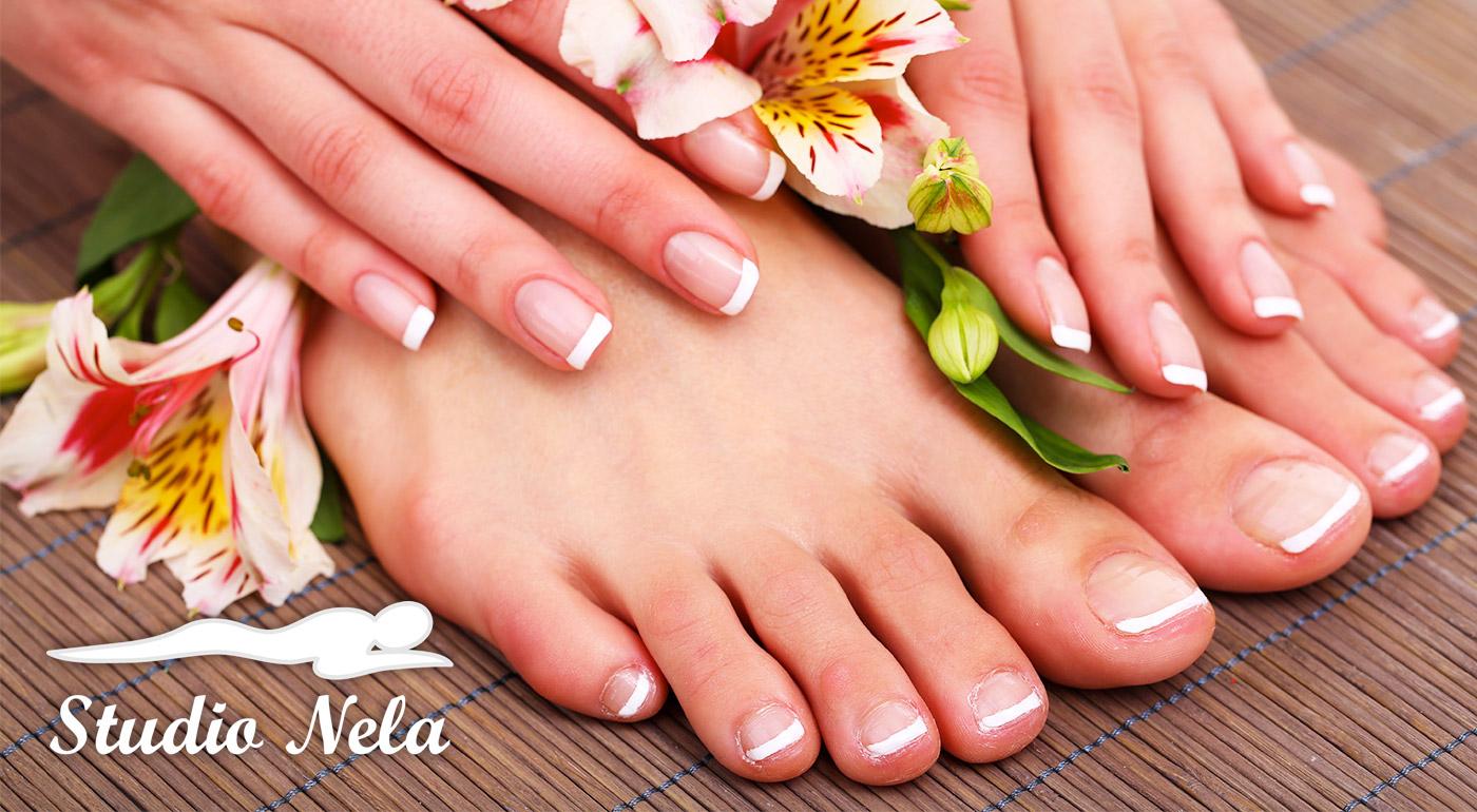 Krásne nechty - klasická, japonská manikúra alebo gélové nechty na nohách!