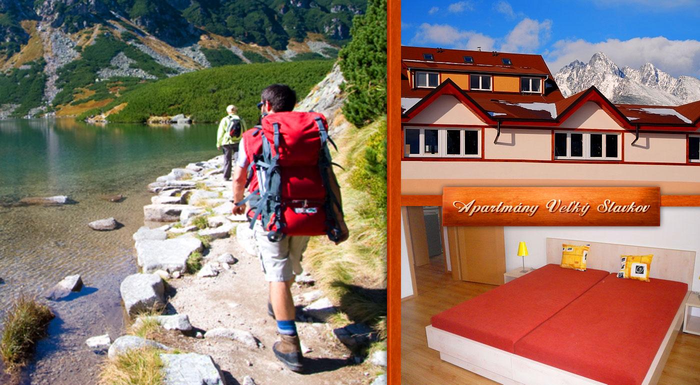 Fotka zľavy: Ubytovanie v priestranných 80 m2 apartmánoch vo Veľkom Slavkove na 5 dní pre 2 osoby len za 109 €. Zapožičanie bicyklov, fľaša sektu, domáci miláčikovia a deti do 6 rokov zadarmo.