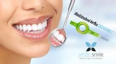 Zľava 65%: Profesionálna dentálna hygiena s možnosťou pieskovania alebo bielenie zubov lampou ZOOM a s darčekom - medzizubnou kefkou! Pretože správne čistenie zubov ušetrí čas i peniaze!