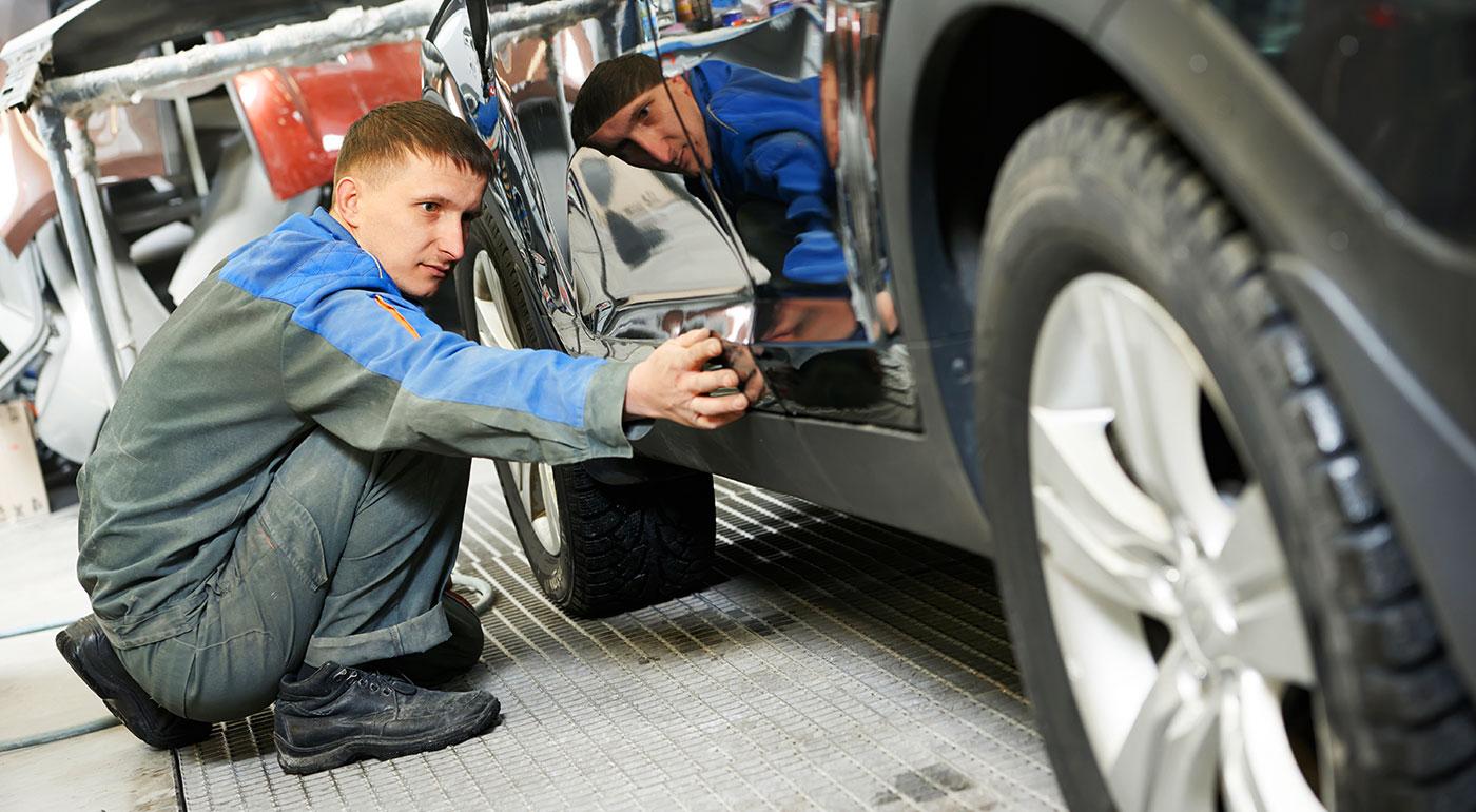 Expresná oprava laku vášho auta už do 4 hodín