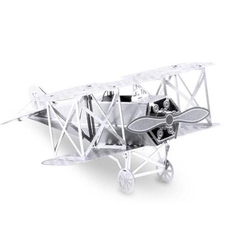 3D kovové puzzle - lietadlo