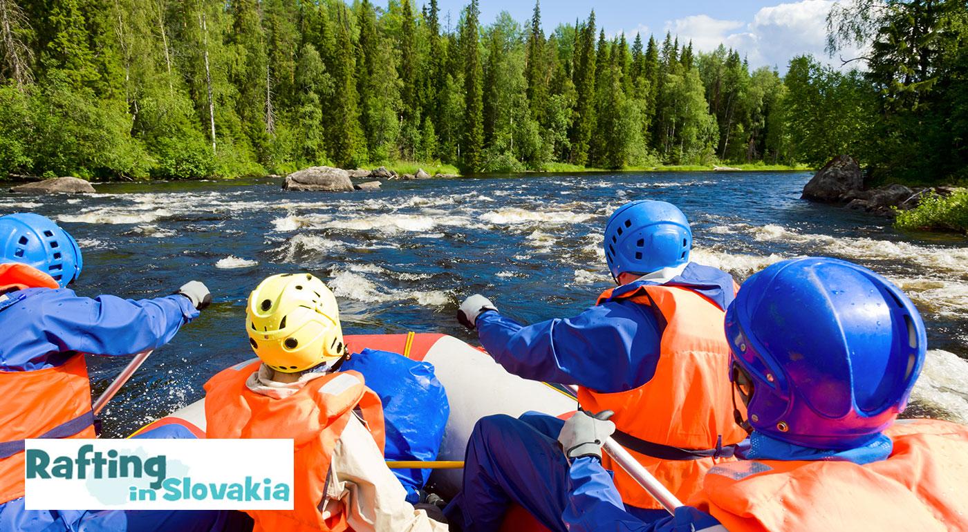 Fotka zľavy: Dve hodiny adrenalínu na nezabudnuteľnom raftingu v umelom kanáli víťazov v Liptovskom Mikuláši, pokojný splav Váhu alebo adrenalínový splav divokej rieky Belá už od 23,50 €!
