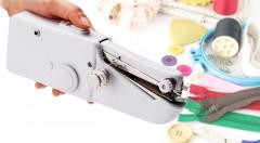 Zľava 60%: Perfektný pomocník pri šití - ručný šijací stroj Handy Stitch len za 7,90 €! Šite, opravujte, vyšívajte a prejavte kreatívnosť bez obmedzení!