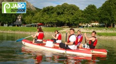 Zľava 35%: Doprajte si nezabudnuteľný zážitok - jedinečná plavba na štýlových kanoe po Dunaji z Hainburgu do Bratislavy len za 11,90 €!