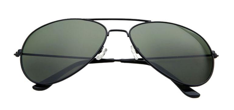 Slnečné okuliare - čierne