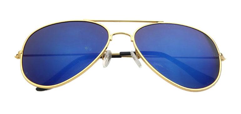 Slnečné okuliare - modré