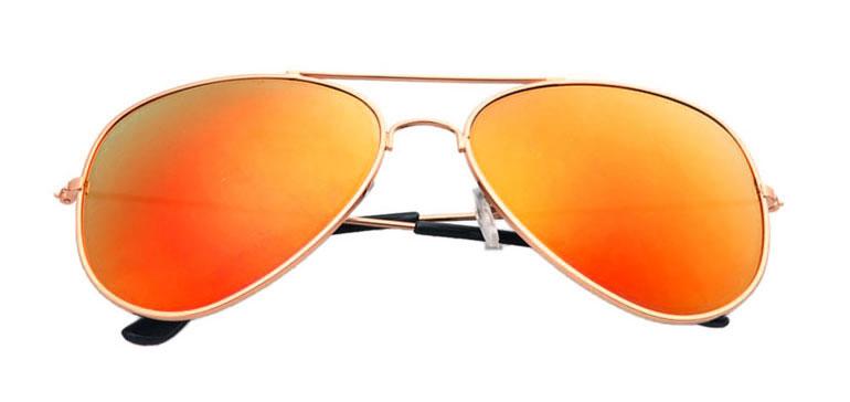 Slnečné okuliare - oranžové