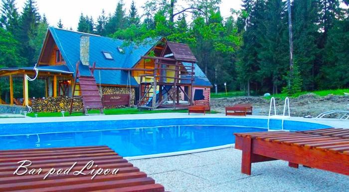 Fotka zľavy: Dokonalý oddych v krásnom prostredí oravskej prírody - ubytovanie až pre 5 osôb v útulných apartmánoch v Oravskej Polhore už od 99€ na 3 či 4 dni vrátane neobmedzeného využívania bazénu či grilu!