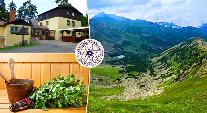 Fotka zľavy: Dovolenka v lone tatranskej prírody! Doprajte si 3, 4 alebo 5 dní v Nízkych Tatrách na Chate Opalisko už od 38 € pre dvoch s balíčkom zliav pre váš aktívny relax.