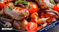 Zľava 60%: Tradičný zabíjačkový tanier už od 7,90 € v obľúbenom Mamut pube v centre Bratislavy! Jaternička, krvavnička, klobáska, grilované rebierka a pečená slaninka s oblohou - mňááám! :-)