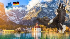 Zľava 31%: Poznávací zájazd do nemeckého národného parku Berchtesgaden s návštevou Orlieho hniezda a plavba po nádhernom jazera Königssee len za 39,90 € pre 1 osobu so sprievodcom a zákonným poistením CK.