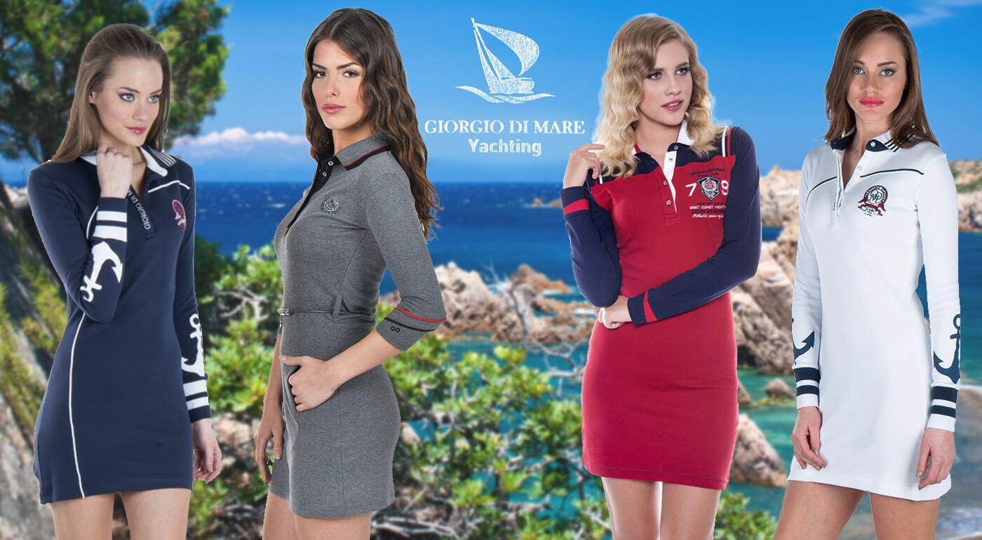 Dámske šaty značky Giorgio Di Mare