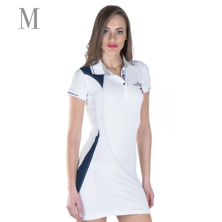 Dámske šaty Giorgio Di Mare s krátkym rukávom: model 7 veľkosť M