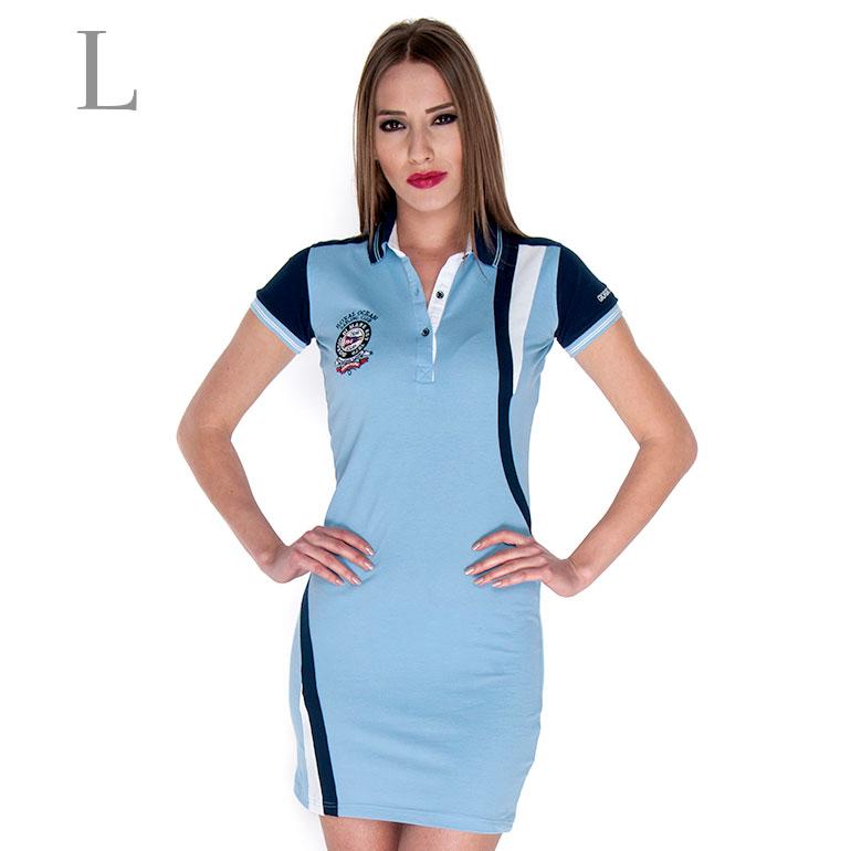Dámske šaty Giorgio Di Mare s krátkym rukávom: model 9 veľkosť L