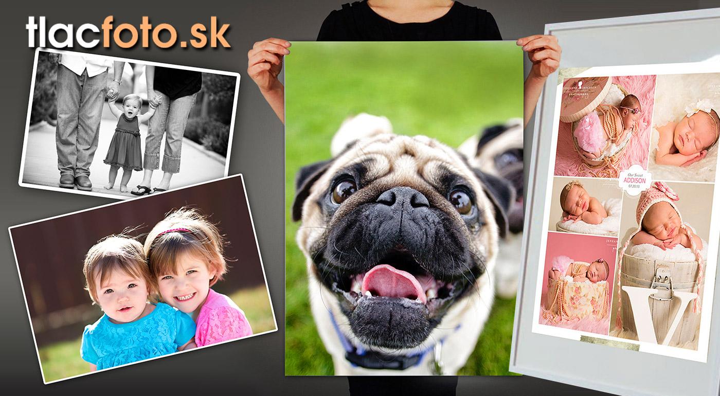 XXL fotografie v rôznych rozmeroch na kvalitnom fotopapieri 255 g v profesionálnej kvalite
