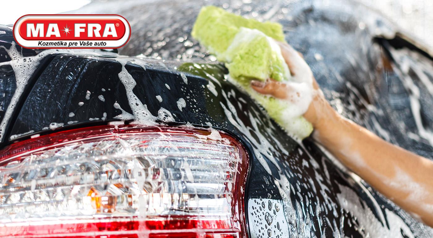 Dezinfekcia klimatizácie ozónom, čistenie interiéru a umývanie exteriéru auta alebo renovácia svetlometov v Car Wash Express v Petržalke