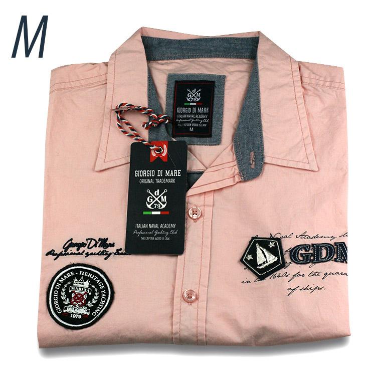 Pánska košeľa s dlhým rukávom Giorgio Di Mare, model 2 veľkosť M