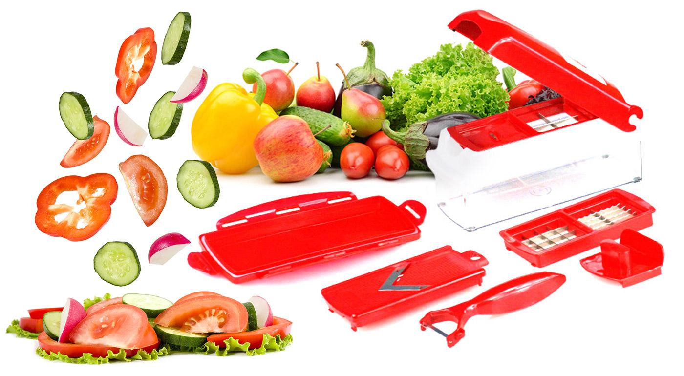 Univerzálna sada kuchynských krájačov - všestranný pomocník do vašej kuchyne