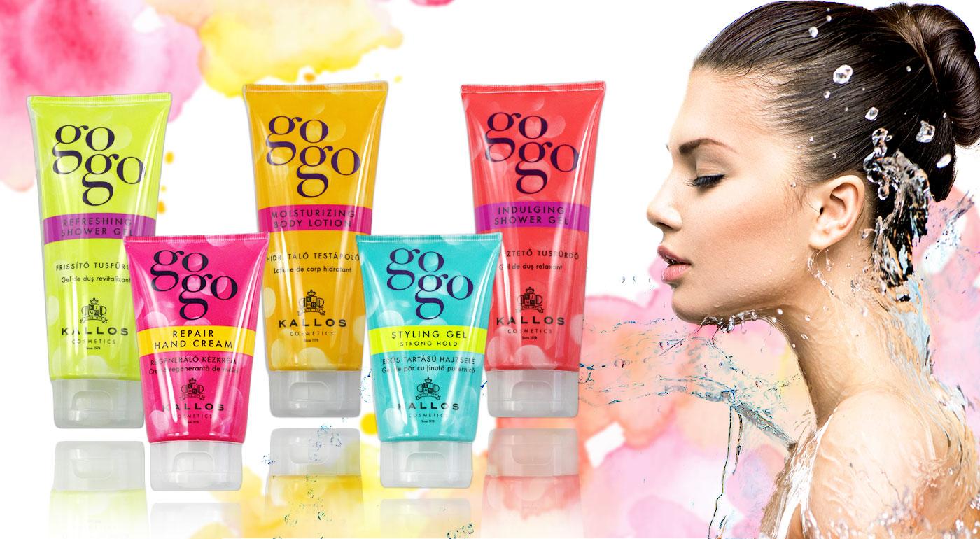 Balíček kozmetických prípravkov KALLOS Gogo - až 10 produktov v balení!