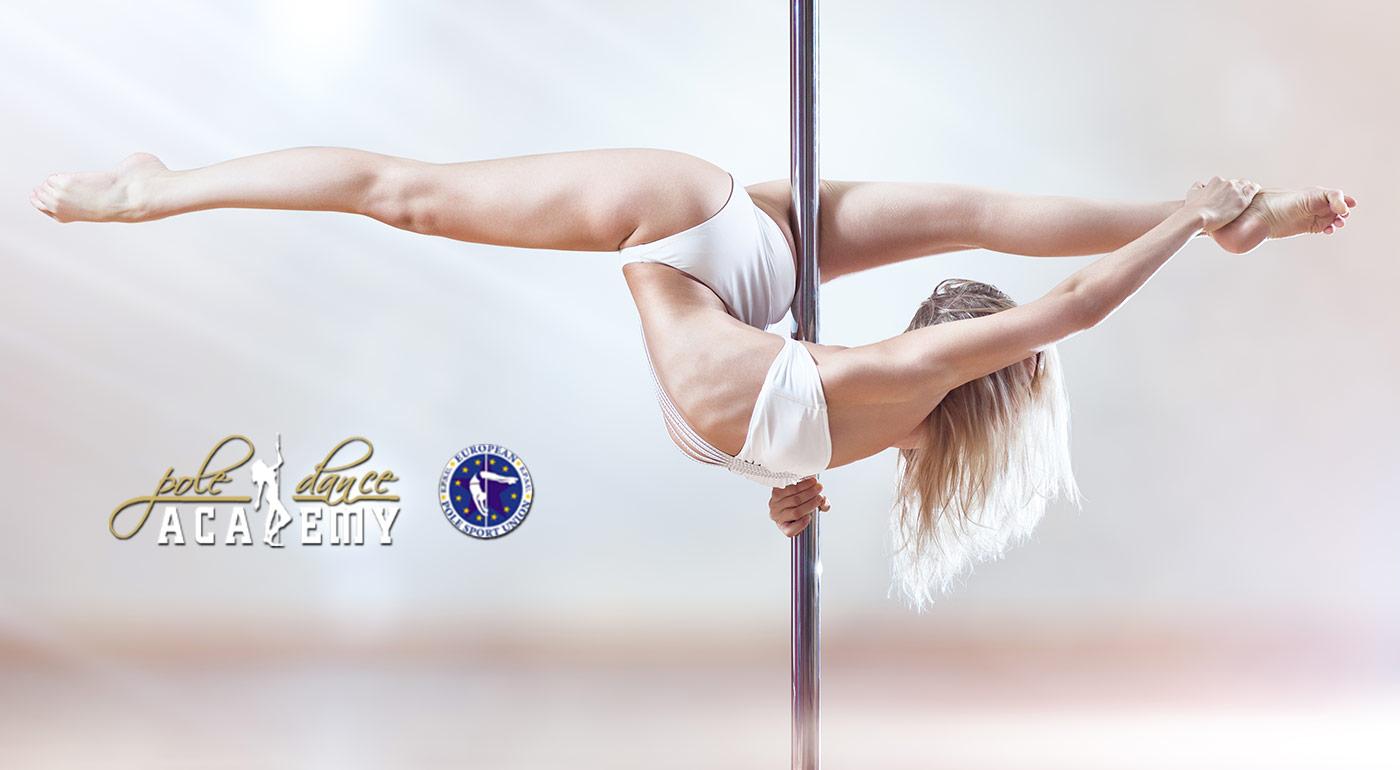 Skúšobná hodina alebo 4- či 8-hodinový kurz Pole Dance v Bratislave