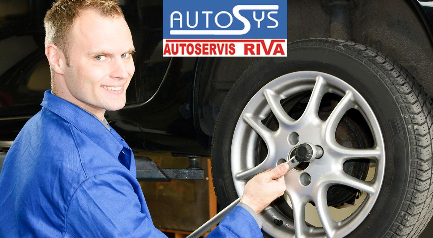 Jarné prezutie pneumatík vrátane vyváženia kolies v Lamači