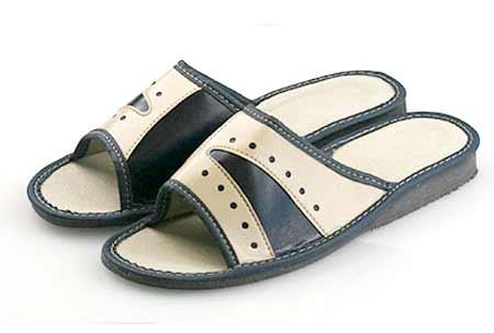 Dámske papuče - model G - veľkosť 36