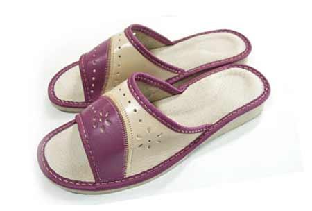 Dámske papuče - model H - veľkosť 36