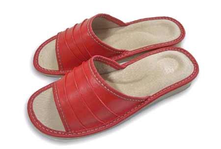 Dámske papuče - model K - veľkosť 35