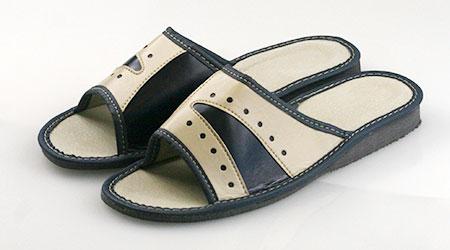 Dámske papuče - model G - veľkosť 38